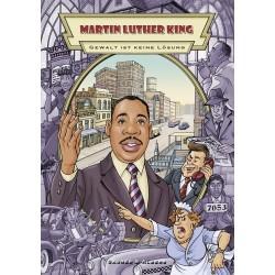 Martin Luther King - Gewalt ist keine Lösung