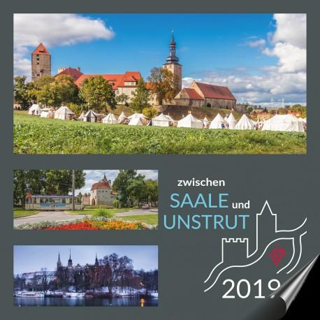 Kalender - Edition Burgenlandkreis + Saalekreis
