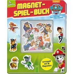 PAW Patrol - Magnet-Spiel-Buch