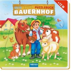 Mein erstes Puzzlebuch - Bauernhof