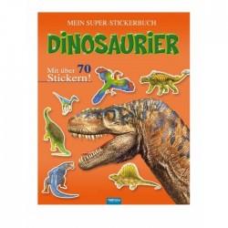 Mein Super-Stickerbuch Dinosaurier