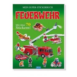 Mein Super-Stickerbuch Feuerwehr