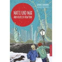 Matti und Max: Abenteuer in New York