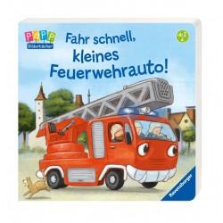 Fahr schnell, kleines Feuerwehrauto (Deutsch) Pappbilderbuch