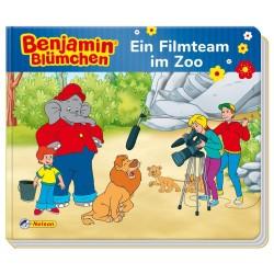 Benjamin Blümchen: Ein Filmteam im Zoo