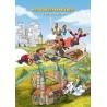 Der Burgenlandkreis - 2 Ausmalbücher