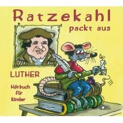 """Hörbuch """"Ratzekahl packt aus"""""""