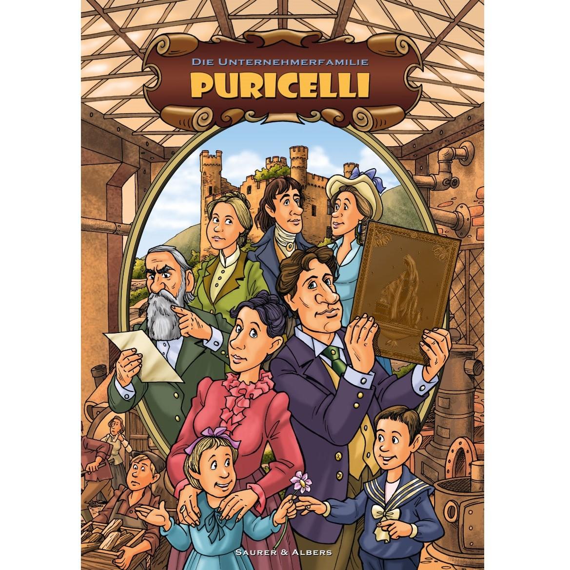 Die Unternehmerfamilie Puricelli