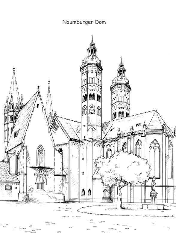 Welterbe Naumburger Dom