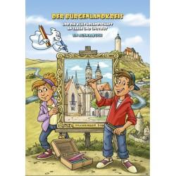 Der Burgenlandkreis und die Kulturlandschaft an Saale und Unstrut
