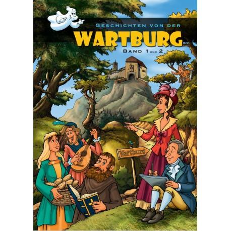 Geschichten von der Wartburg, Band 1 & 2
